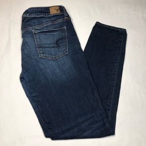 American Eagle Super Stretch Jegging Size 10 Long